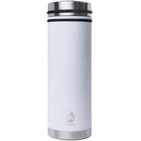 MIZU V7 Termoflaske med V-låg 700ml Rustfri, hvid